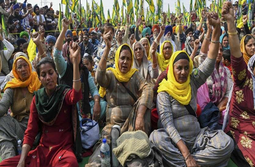 फिर दिल्ली चलो: कोरोना के बीच 20,000 किसानों का दिल्ली की ओर कूच