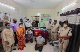 पूर्व डिप्टी CM के बड़े बेटे और बहू ने मिलकर छोटे भाई के परिवार की करवा दी हत्या, नाबालिग समेत पांच गिरफ्तार