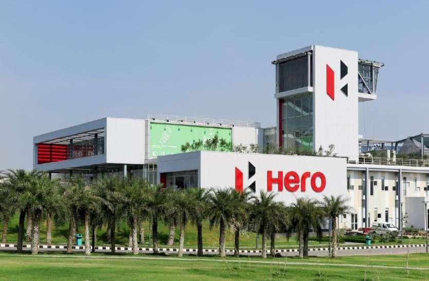 कोरोना सेकंड वेव के कारण Hero MotoCorp प्रोडक्शन बंद करने वाली बनी देश की पहली कंपनी