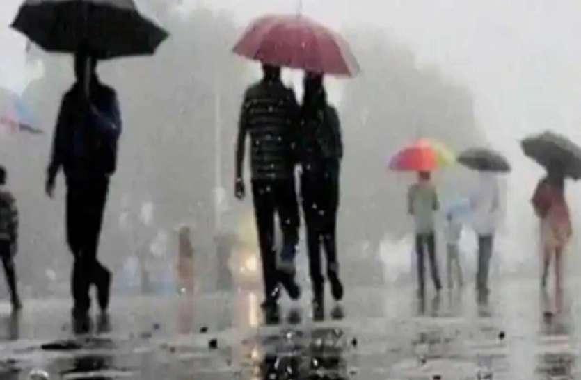 यूपी में बदला मौसम का मिजाज, मौसम विभाग का तीन दिन तेज आंधी और बारिश का अलर्ट