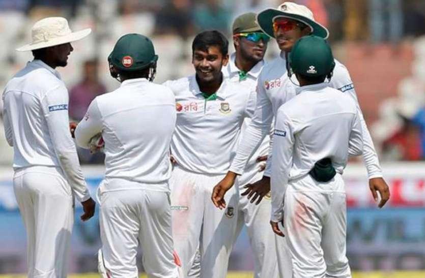 श्रीलंका के खिलाफ पहले टेस्ट में बांग्लादेशी बल्लेबाजों की शानदार शुरुआत