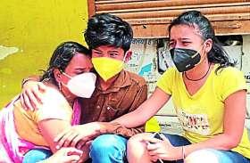 इंदौर से लाकर भिण्ड में भर्ती कराए कोविड मरीज की मौत, परिजन बोले- टूटे मास्क की वजह से नहीं मिल रही थी ऑक्सीजन