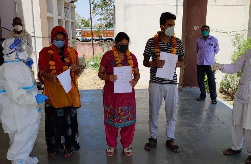 कोविड संक्रमण से 6 की मौत, 287 संक्रमित मिले, स्वस्थ होने पर 253 डिस्चार्ज