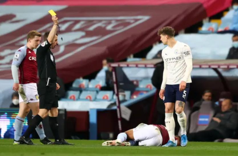 English Premier League:  मैनचेस्टर सिटी की शानदार वापसी, एस्टन विला को 2-1 से हराया