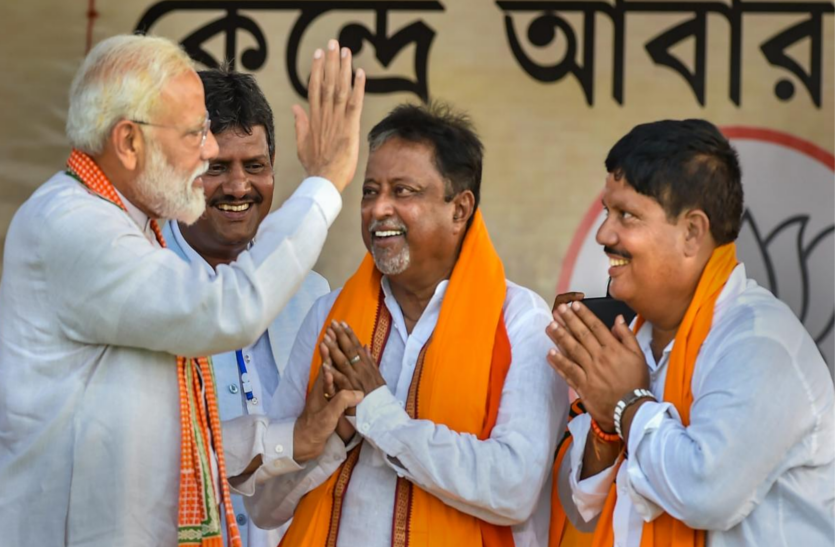 West Bengal Assembly Elections 2021: नदिया के इस पार, अब मुकुल रॉय पर आर-पार
