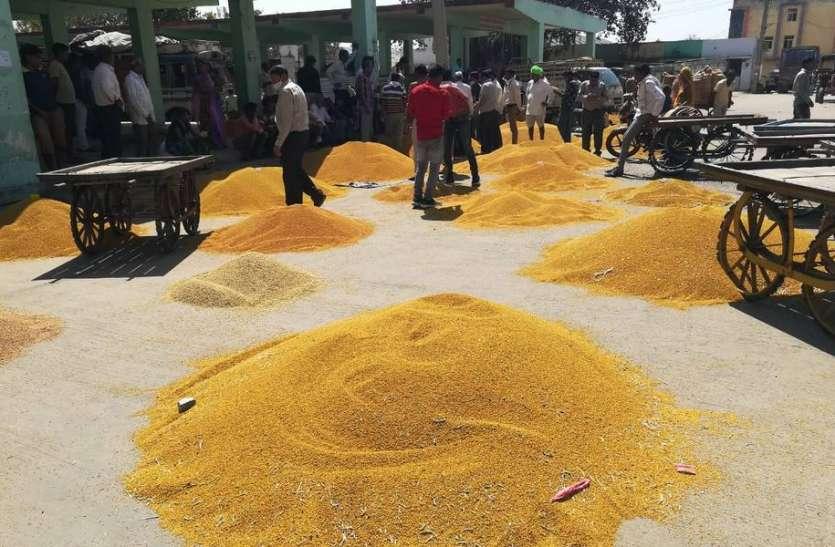 मंडी व्यापारियों में फैला कोरोना संक्रमण, चार दिन के लिए बंद कृषि उपज मंडी