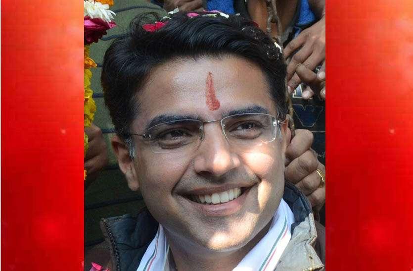 विधायक सचिन पायलट ने 100 ऑक्सीजन सिलेण्डर के लिए 15 लाख रुपए स्वीकृत किए