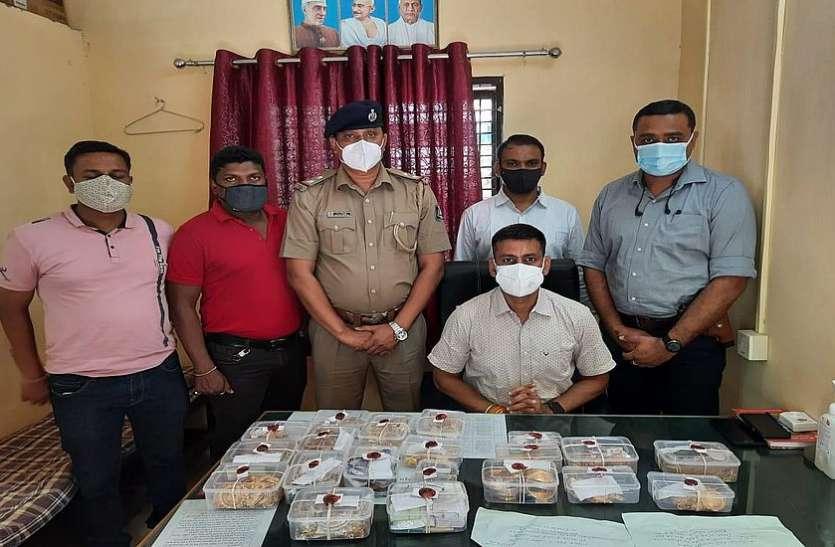 सौराष्ट्र मेल से 4.74 करोड़ के आभूषण चोरी करने वाले दो गिरफ्तार