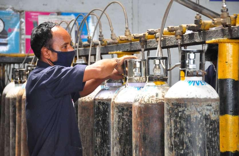 Sail ने Oxygen Production की उठाई जिम्मेदारी, अब तक 36,747 मीट्रिक टन की कर चुकी सप्लाई