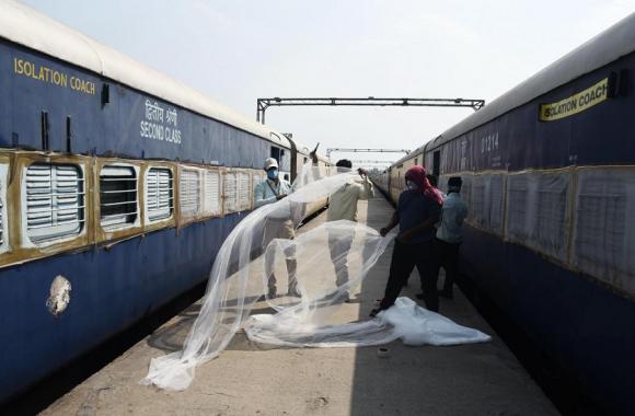 दिल्ली में खाली पड़े हुए हैं 1200 बेड, अब तक नहीं आया कोई मरीज: रेलवे बोर्ड चेयरमैन