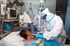 देश की राजधानी में ऑक्सीजन व संसाधनों की कमी, अलवर में भर्ती हो रहे दिल्ली व हरियाणा के कोरोना मरीज