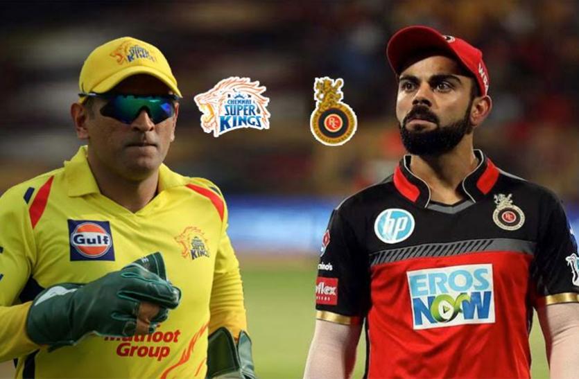 IPL 2021, CSK vs RCB Live Cricket Score: चेन्नई सुपर किंग्स ने बेंगलुरु को 69 रनों से करारी मात दी, सीएसके नंबर-1 पर पहुंची
