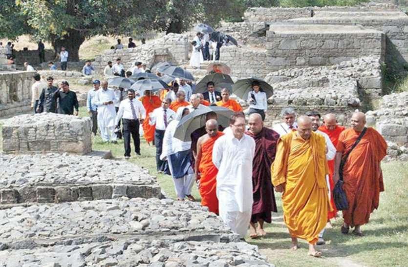 श्रीलंका के बौद्ध भिक्षुओं ने पाकिस्तान के स्वात घाटी को बताया बौद्धों के लिए सबसे पवित्र स्थान