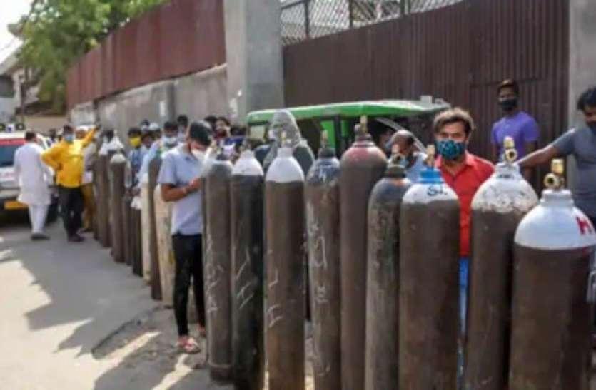 लापरवाही: ऑक्सीजन की कमी के बारे में केंद्र सरकार को पिछले साल किया गया था आगाह