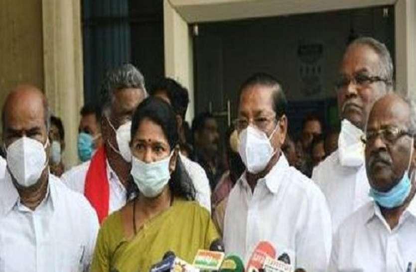 तमिलनाडु: Sterlite कंपनी में Oxygen उत्पादन मामले पर सर्वदलीय बैठक में बड़ा फैसला, इस शर्त पर बनी सहमति