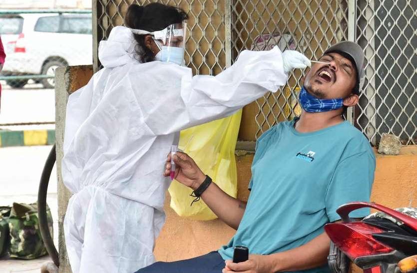 लॉकडाउन में एक दिन छोड़कर पहली बार शतक के नीचे पहुंची संक्रमितों की संख्या, लोगों की समझदारी से कम हो रहा वायरस