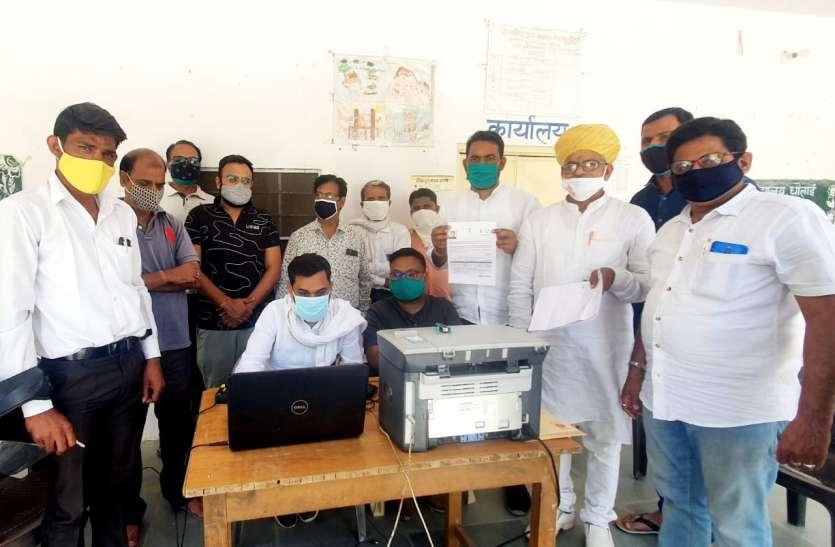 मुख्यमंत्री चिरंजीवी स्वास्थ्य बीमा योजना के कैम्प का आयोजन