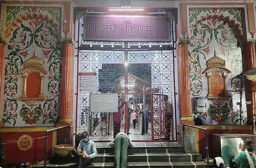 Hanuman Jayanti: काशी में फीका रहा हनुमान जयंती का उत्सव, संकट मोचन मंदिर पहुंचे गिनती के श्रद्घालु