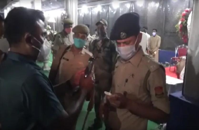 कोरोना का कहर: त्रिपुरा में नाइट कर्फ्यू का खुला उल्लंघन, प्रशासन ने सील किए दो मैरिज होम