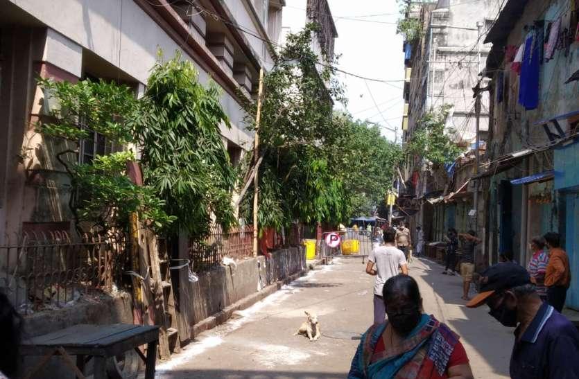 बंगाल: बमबाजी पर भारी बड़ाबाजारवासी