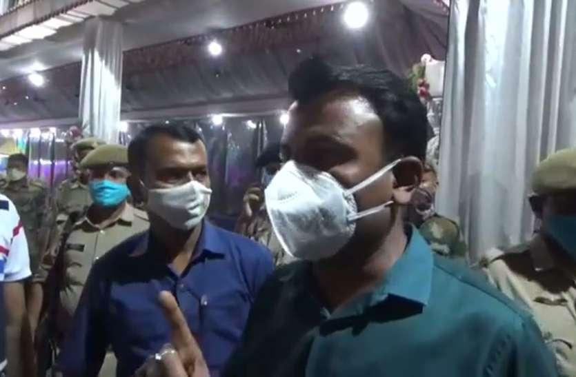 त्रिपुरा: शादी समारोह में बदसलूकी करने वाले डीएम शैलेश यादव के खिलाफ कार्रवाई, सस्पेंड किया