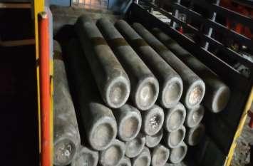 विशाखापट्टनम स्टील प्लांट में नए ऑक्सीजन प्लांट ने काम शुरू किया