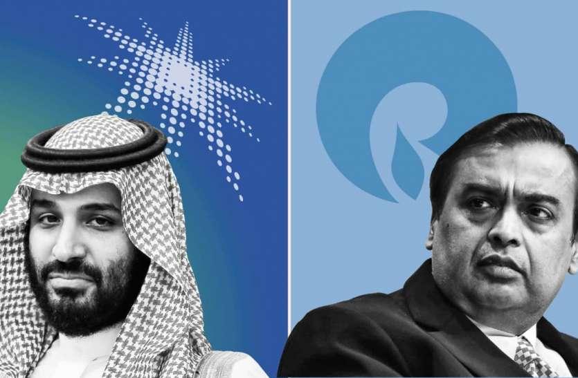 RIL Saudi Aramco Deal की वजह से रिलायंस के शेयरों में इस सप्ताह 6 फीसदी का इजाफा