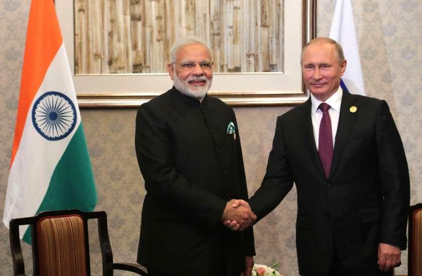 भारत को रूस से जल्द मिलेगी स्पुतनिक वैक्सीन, पीएम मोदी की पुतिन से फोन पर चर्चा
