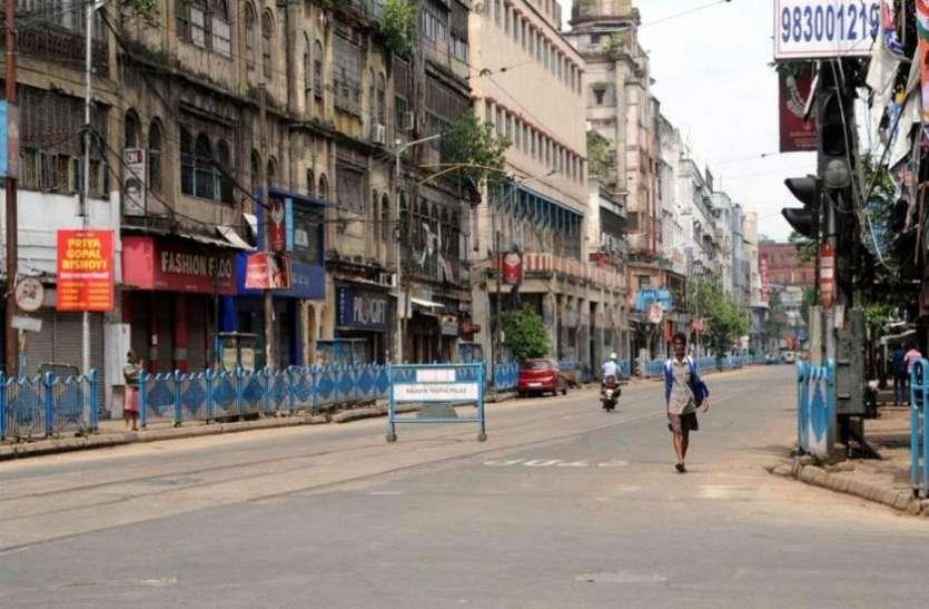 पश्चिम बंगाल में आंशिक लॉकडाउन लागू, सभी राजनीतिक व धार्मिक समारोहों पर प्रतिबंध