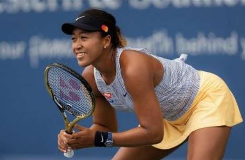 टेनिस : ओसाका मैड्रिड ओपन के दूसरे दौर में प्रवेश किया