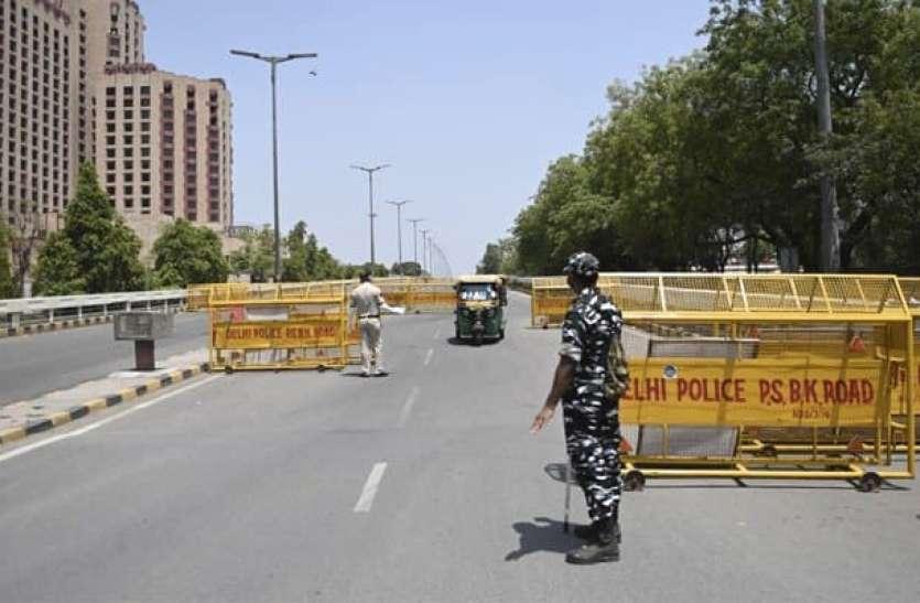 दिल्ली के व्यापारियों का बड़ा ऐलान, 17 मई तक स्वैच्छिक लॉकडाउन करने की घोषणा