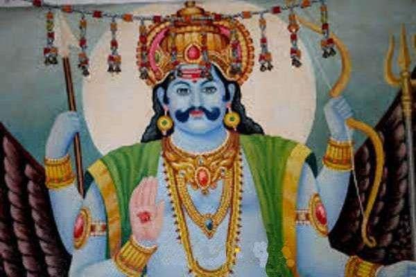 shani-maharaj