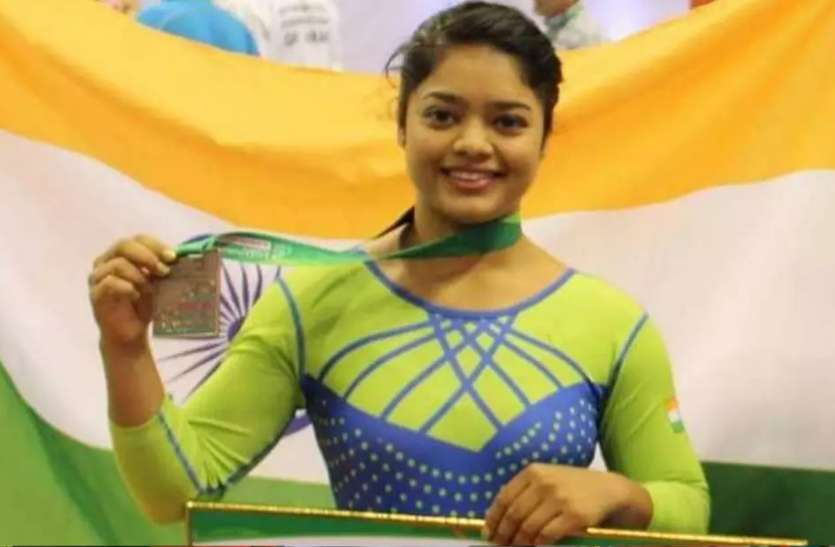 भारत की महिला जिमनास्ट प्रणति नायक को मिलेगा ओलंपिक कोटा