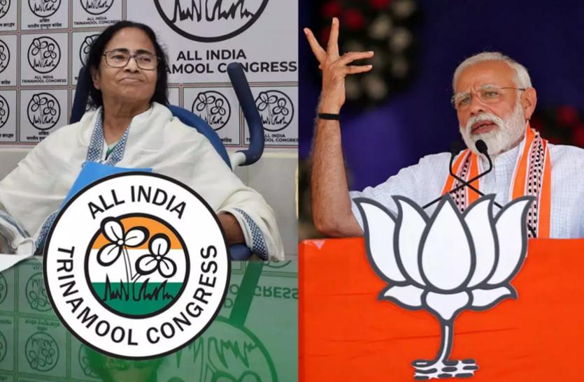 West Bengal Election Results 2021: प. बंगाल हर हाल में रचेगा इतिहास, ममता के सिर तीसरी बार सजेगा ताज या भाजपा खिलाएगी कमल ?