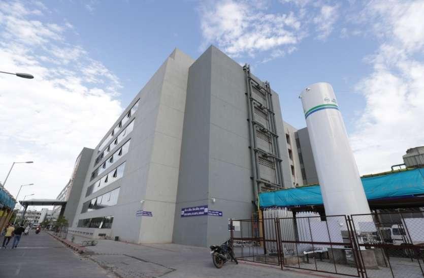 गुजरात: २९ जिलों के सरकारी अस्पतालों में स्थापित होंगे ऑक्सीजन संयंत्र