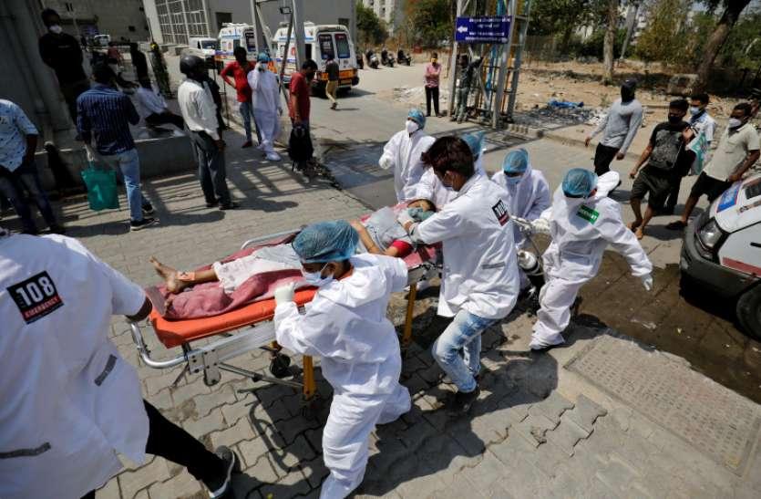 बिहार में गर्भवती नर्स की कोरोना से मृत्यु पर बचा हड़कंप