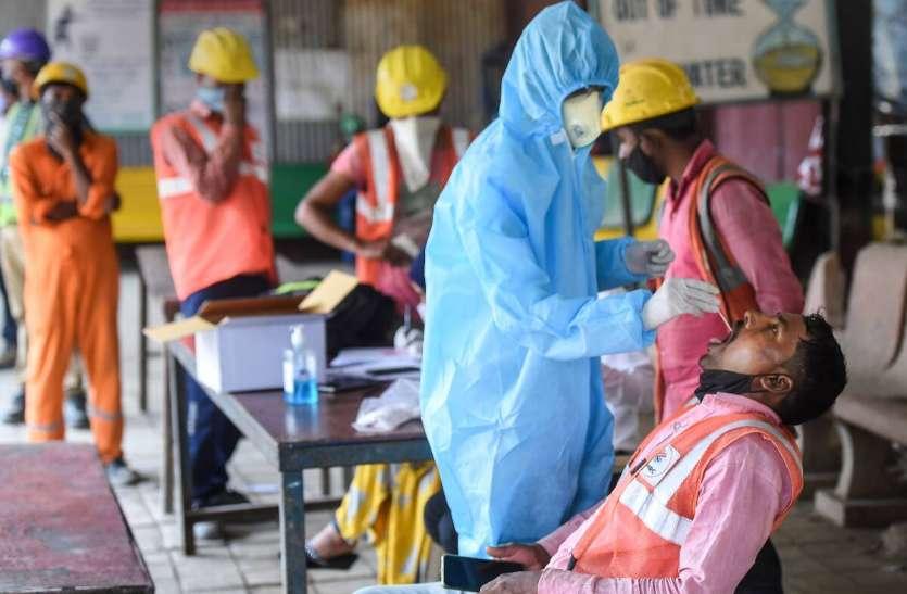 दिल्ली: 24 घंटे में कोरोना से 407 लोगों की मौत, बीस हजार से अधिक नए मामले