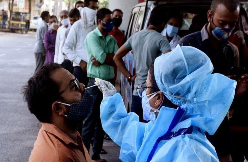 छत्तीसगढ़ में संक्रमितों की संख्या रह गई तिहाई पर मौतें बढ़ा रही चिंता