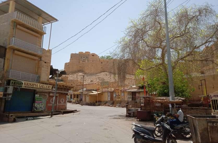 जैसलमेर जिले में महामारी रेड अलर्ट-जन अनुशासन पखवाड़ा