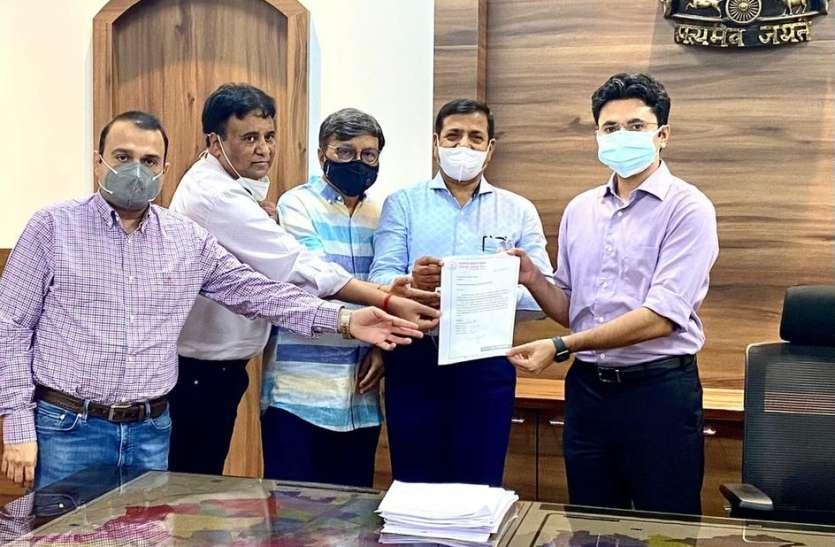 जोधपुर ब्रीथ बैंक की एक ओर पहल, शहर में स्थापित होगा 800 एलपीएम का ऑक्सीजन प्लांट