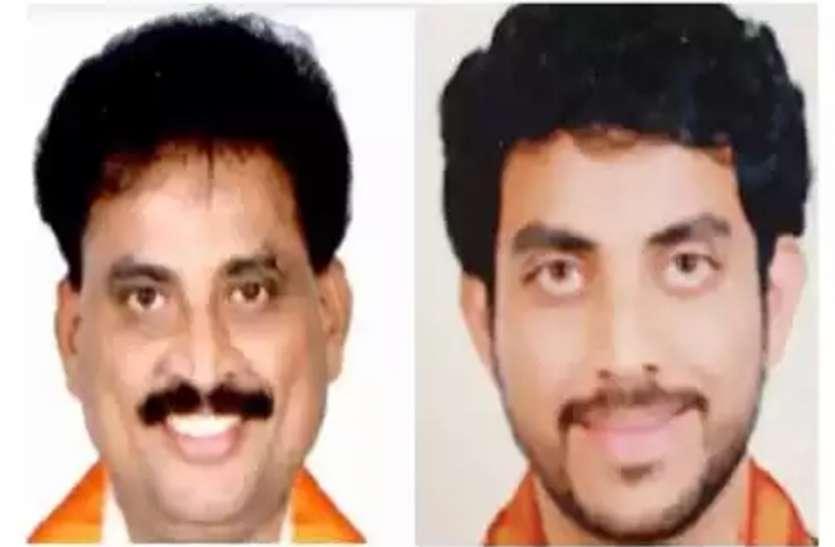 Puducherry Election Results 2021: बीजेपी के टिकट पर पिता-बेटे की शानदार जीत