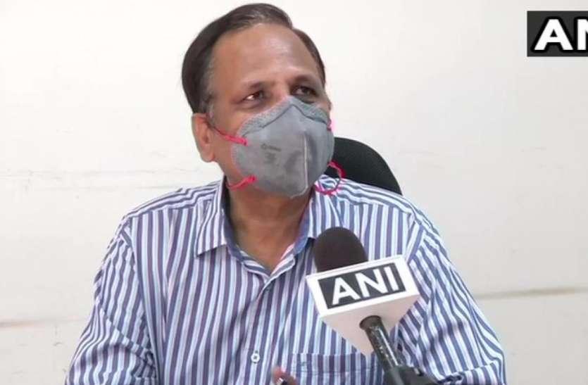 कोरोना के कारण दिल्ली के स्वास्थ्य मंत्री के पिता की मृत्यु, सीएम केजरीवाल ने दुख जताया