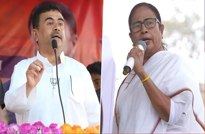 West Bengal Election Results 2021: ममता और सुवेंदु के लिए नंदीग्राम सीट की जीत नाक की लड़ाई