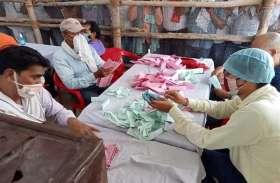 UP Panchayat Election Update: 8ब्लाकों में 101 न्याय पंचायत के 404 टेबल पर वोटाें की गिनती शुरू, चिकित्सा हेल्प डेस्क के लिए बना अलग स्थान
