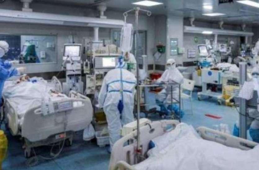 Coronavirus In India: देश में नहीं थम रहा कोविड का कहर, जानिए बीते 24 घंटे में नए केस और मौत का आंकड़ा