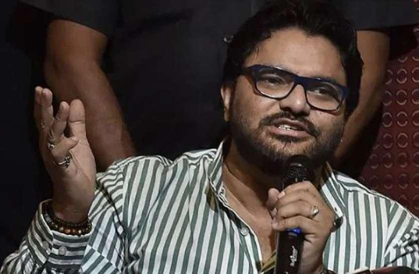 West Bengal: हार बर्दाश्त नहीं कर पाए बाबुल सुप्रियो, ममता बनर्जी को लेकर दिया बेतुका बयान