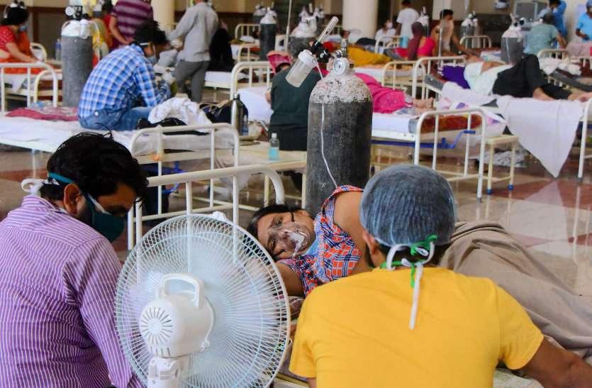 Corona Positive 25 Doctors Are Not Getting Bed At Jaipuria Hospital -  जयपुरिया में 25 चिकित्साकर्मी पॉजिटिव, नहीं मिल पा रहा अपने ही अस्पताल में  बेड, जताई नाराजगी | Patrika News