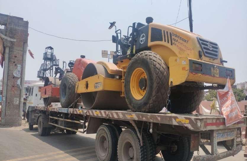 Ayodhya Ram Mandir Construction: संक्रमण की वजह से नींव निर्माण में बढ़ा मशीनों को इस्तेमाल, श्रमिकों की भर्ती से परहेज