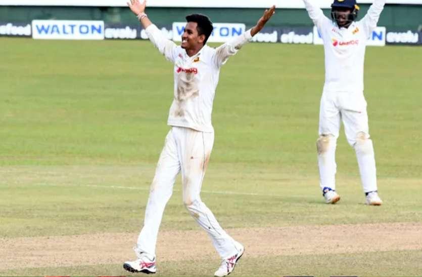 कैंडी टेस्ट : श्रीलंका ने बांग्लादेश को 209 रन से हराया, 1-0 से जीती सीरीज