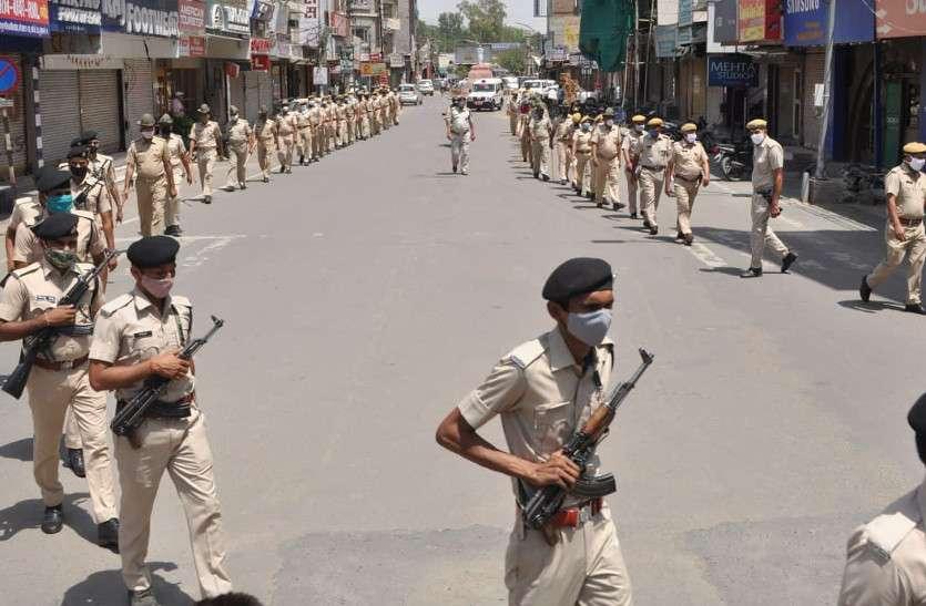 राजस्थान में कोरोना के 17296 नए मामले, 154 की मौत, 11949 संक्रमित हुए रिकवर